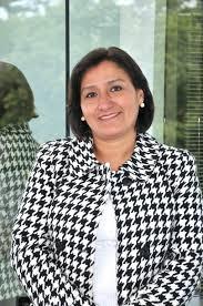 Mónica Tiburcio, gerente general de Carat – Perú