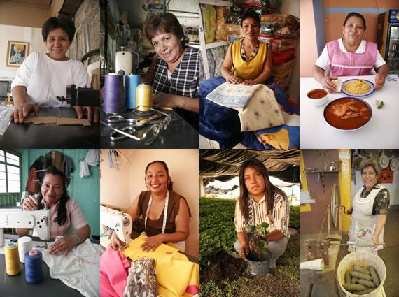 """•La iniciativa """"Mujeres Emprendiendo para el Futuro"""" viene capacitando anualmente a más de 330 emprendedoras."""