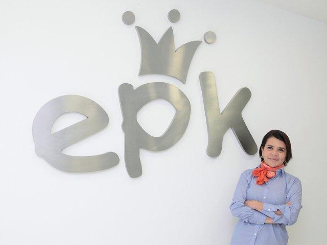 Luisa de Madalengoitia, Gerente General de EPK