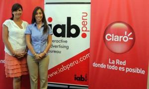 Gabriela Cuba, subdirectora de Claro