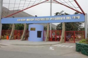 En el primer grupo destaca el Colegio Mayor, que es el único colegio nacional en esta lista