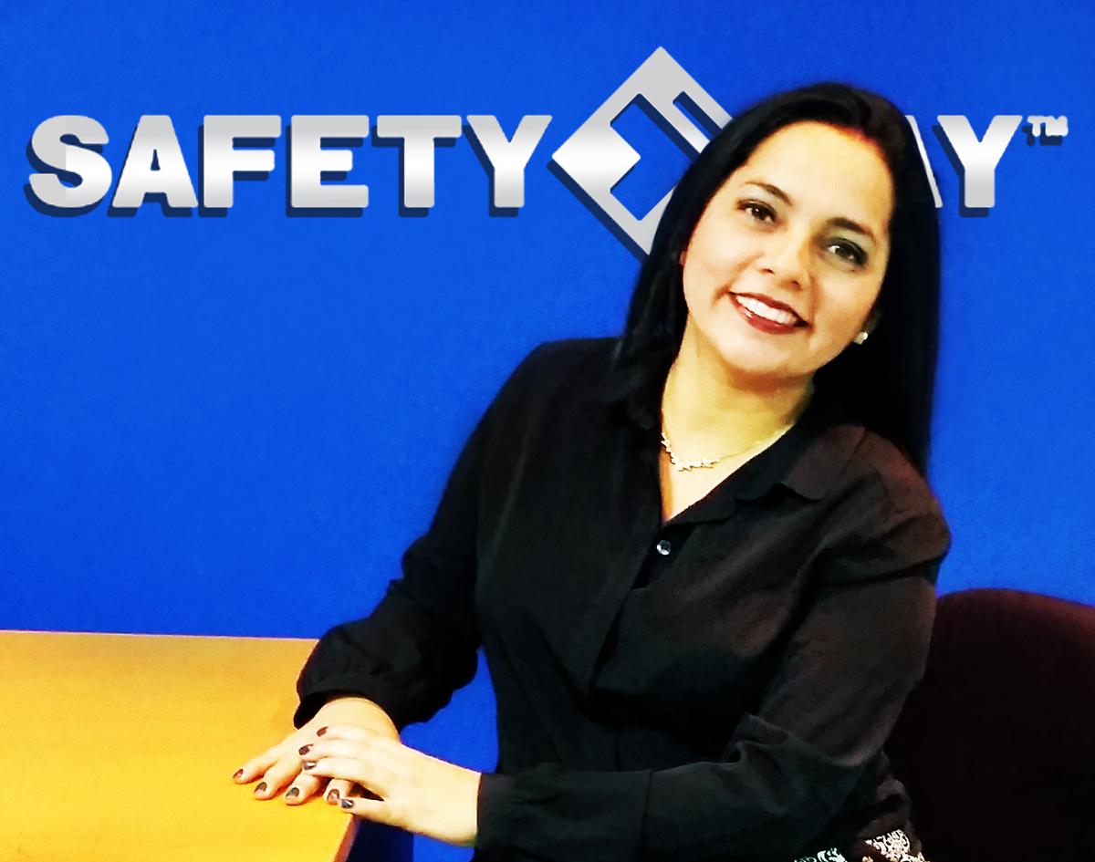 Julia Roldan, Country Manager de Operaciones en Perú SafetyPay