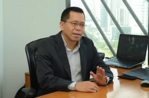 Yván Marquezado, gerente de Banca Pequeña Empresa de Interbank