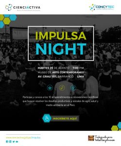 IMPULSA NIGHT