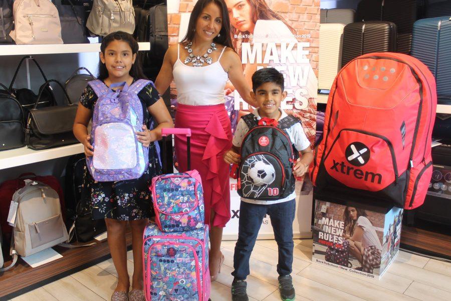 SAMSONITE: LLEGA AL PERÚ LA COLECCIÓN BACK TO SCHOOL 2019 DE XTREM