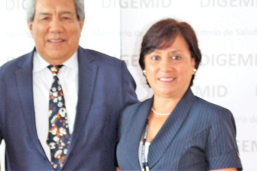 SUSANA VÁSQUEZ LEZCANO ES LA NUEVA DIRECTORA GENERAL DE DIGEMID