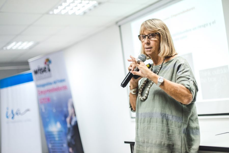 SILVIA TORRES CARBONELL, DIRECTORA GENERAL DEL WOMEN IN STEM ENTREPRENEURSHIP, WISE LATIN AMERICA