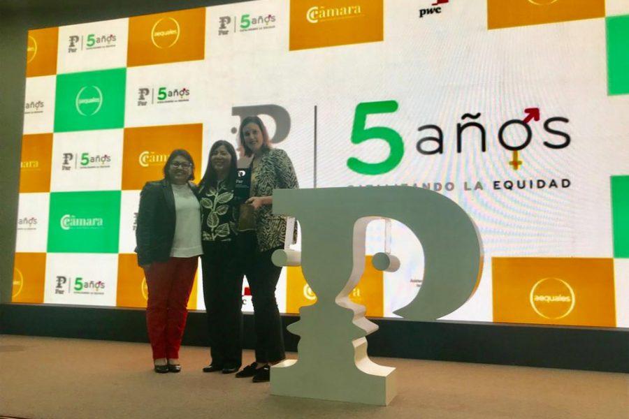 PEPSICO CLASIFICA EN EL TOP 10 DE AEQUALES PARA RANKING PAR DE EQUIDAD DE GÉNERO