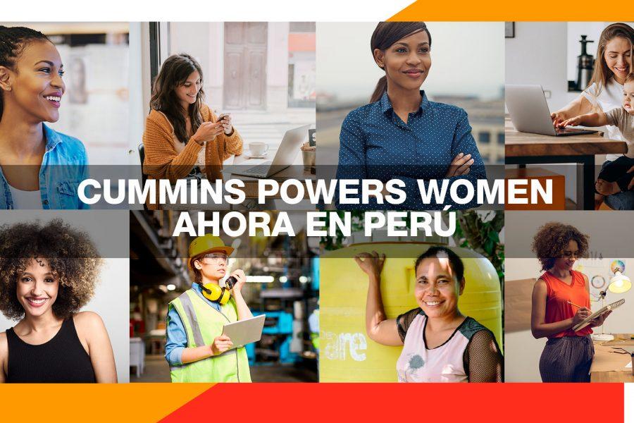Educación de niñas y adolescentes a través de «Cummins Powers Women»